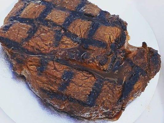 Steak Cookoff Association Ribeye