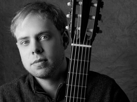Nicholas Mordal will perform with the Central Minnesota Youth Orchestra on Nov. 11.