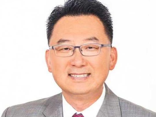 Palisades Park Councilman Christopher Chung