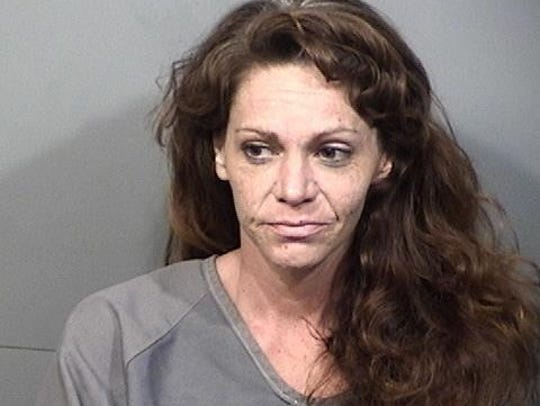 Stefanie Dobson, 38, is charged with second-degree