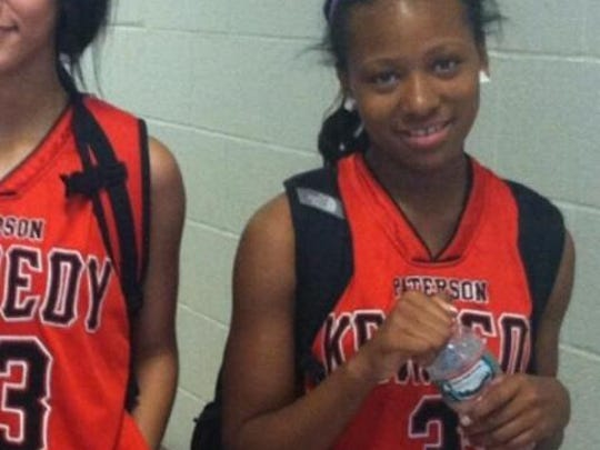 Nazerah Bugg, 14, was a standout on the JFK High School basketball team.