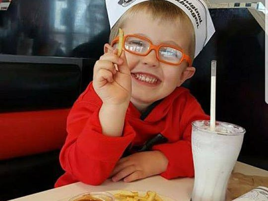 Head to the Steak 'n Shake in Weaverville for a kids meal deal.