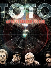 Toto announced Tuesday that they will perform in Montgomery