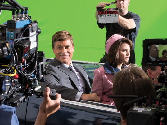 3 Killing Kennedy set visit