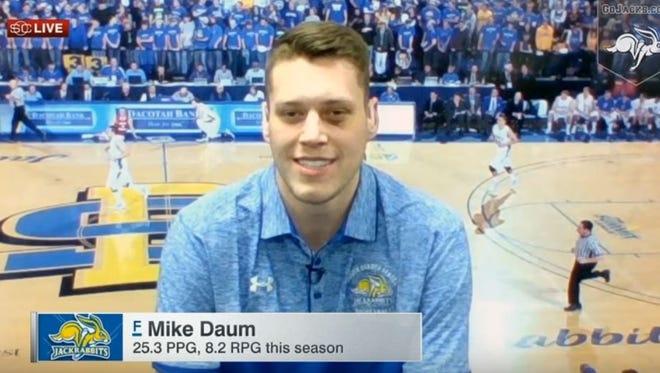 Mike Daum on SportsCenter