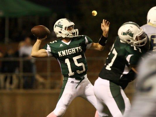 Mendocino @ Shasta College, football.