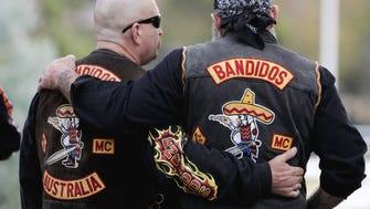 Bandido gang members