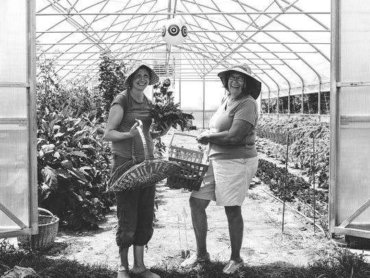 Cass County organic farmer Denise O'Brien has been