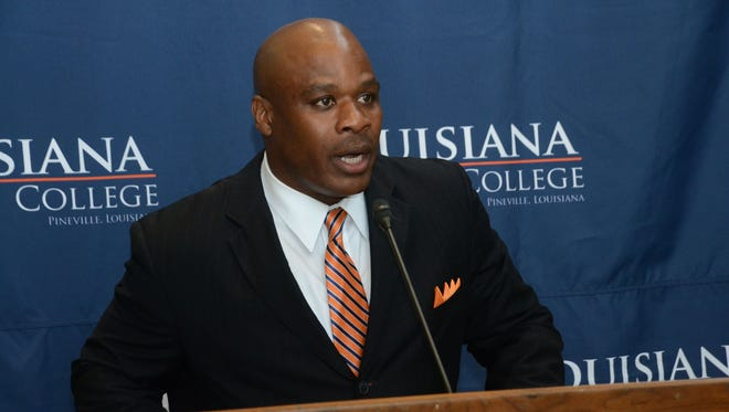 Reni Mason was announced Friday afternoon as the new coach of the Louisiana College men's basketball team.