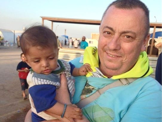 AP Britain Islamic State Henning