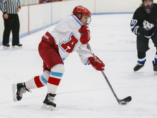 HHS AHS Arrowhead Girls Hockey 7990