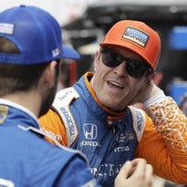 A year after crash, Scott Dixon revving up for Indy 500