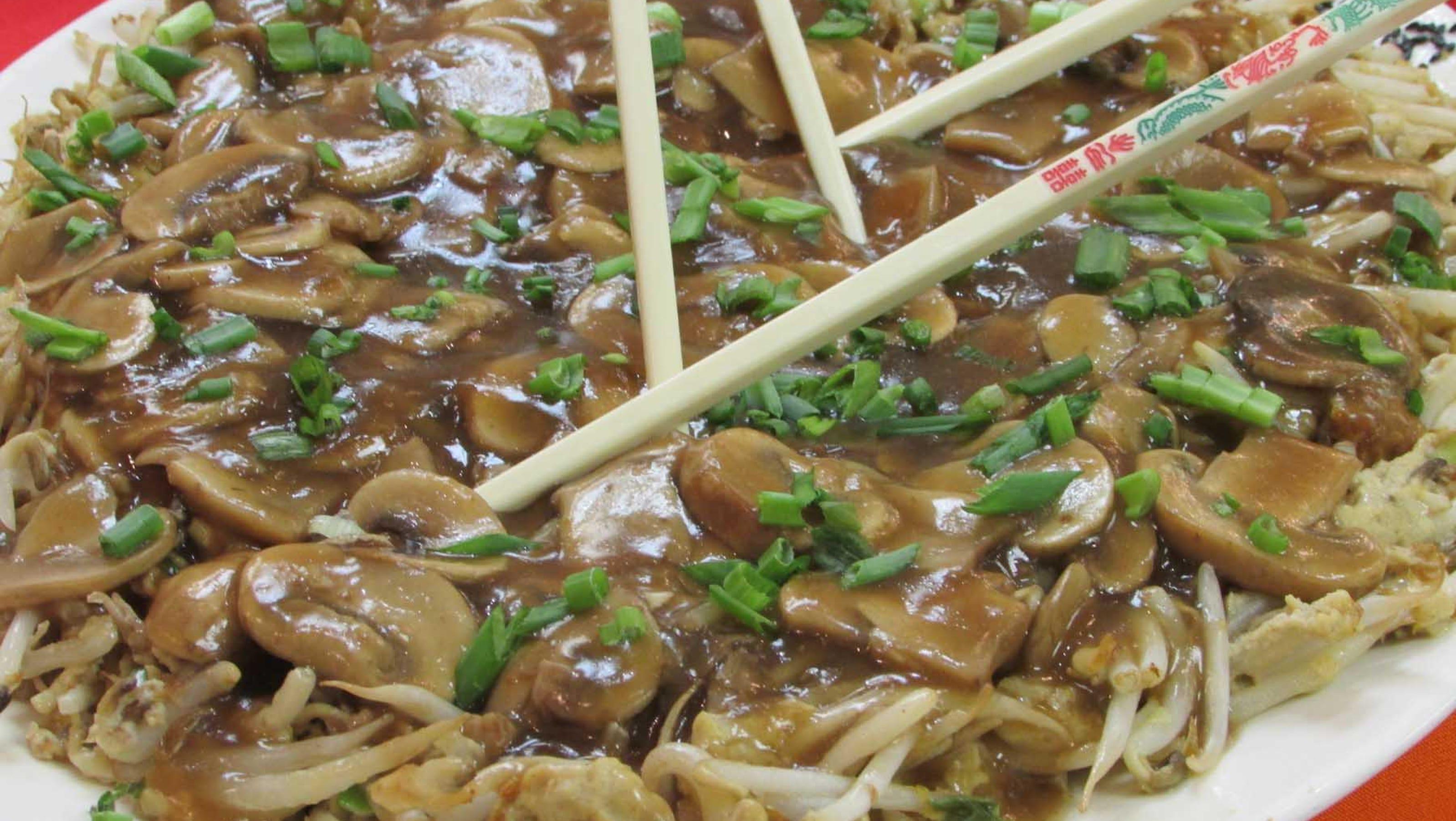 how to make mushroom foo yung