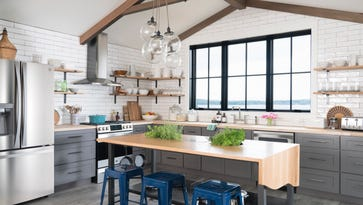 Colchester home gets dramatic DIY Network makeover