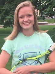 Pella's Brooke Jorgensen