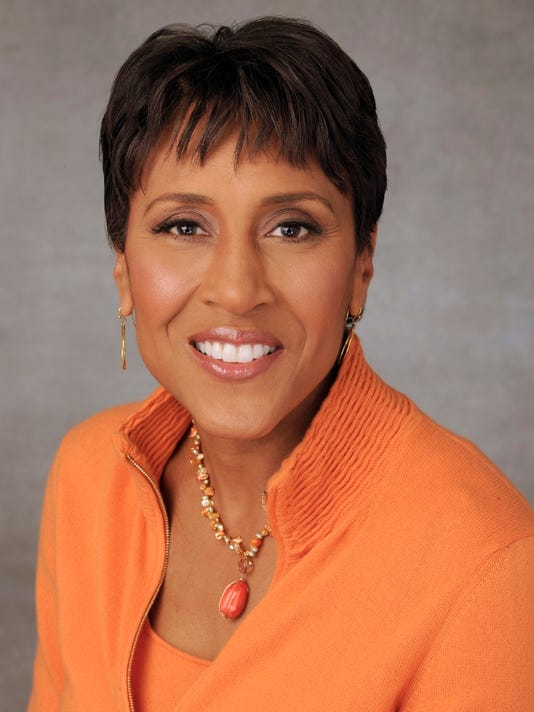 Medical Foundation Speaker Robin Roberts