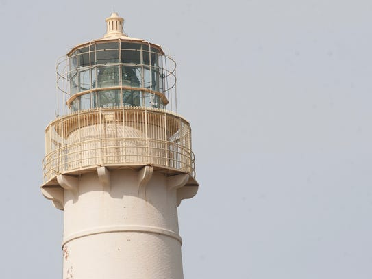 The Absecon Lighthouse in Atlantic City.