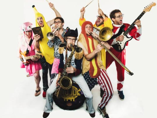 Porky's Groove Machine will perform Friday at the Range.