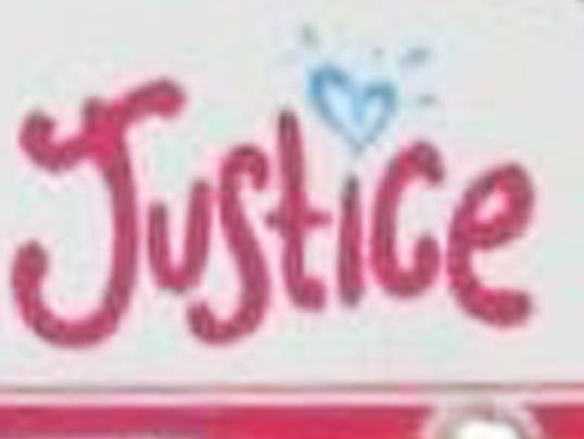 justice makeup. justice makeup