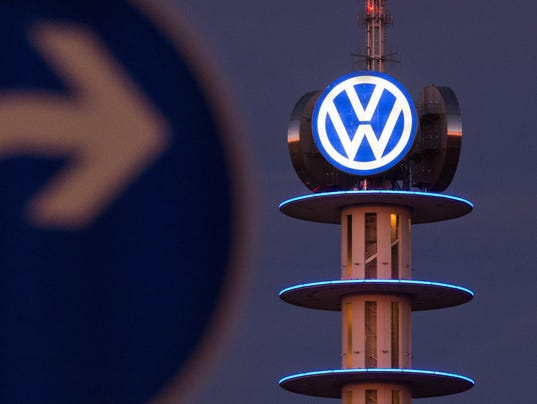 Volkswagen pleads guilty