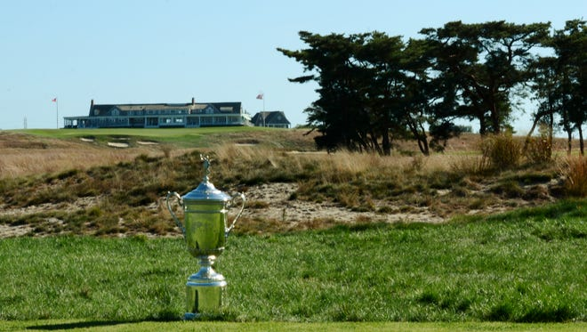 The last time Shinnecock Hills hosted the U.S. Open, in 2004, things didn't go so well.