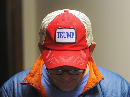 TRUMP CAP