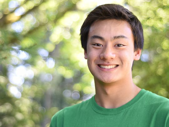 West Salem's Micah Masei  is a finalist for swimmer of the year.