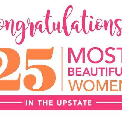 25 Most Beautiful Women in the Upstate