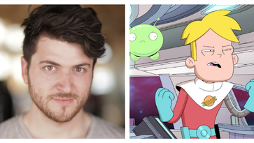 'Final Space': Can Nashville's Olan Rogers make TV's next animated hit?