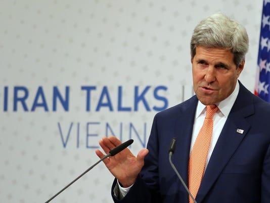 joseph cirincione iran nuclear talks