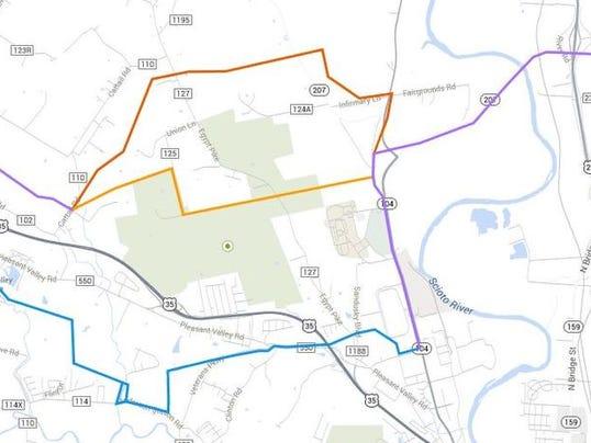 CGO 0723 NEW LINE - MAP