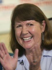Former U.S. Rep. Ann Kirkpatrick, D-Ariz.