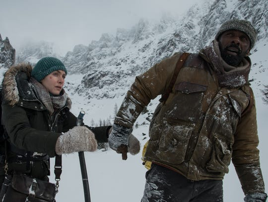 Kate Winslet and Idris Elba didn't rely on green screens: