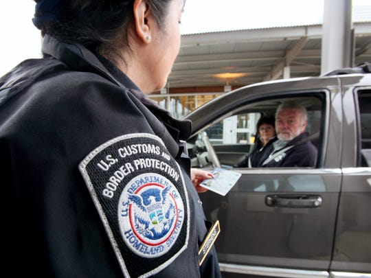 If sponsors of a new bill get their way, border agents