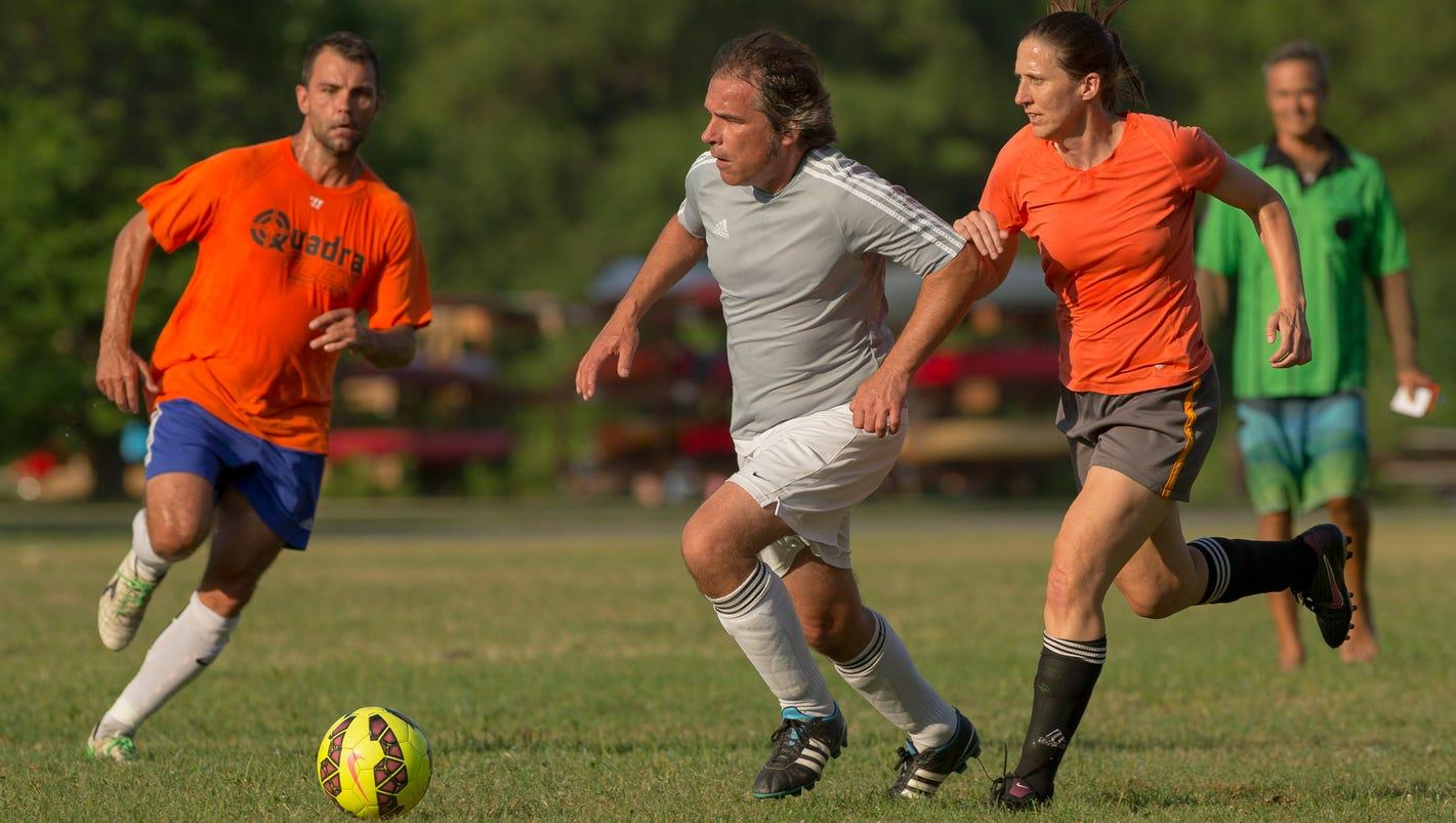 6 v 6 adult soccer herdklotz