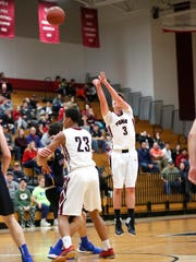 Senior Drew Jorgensen is one of the leaders of a young Fond du Lac squad.