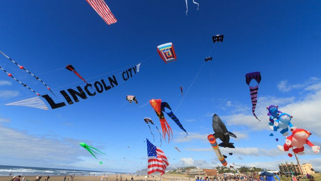 The Lincoln City Kite Festival is hosting a contest seeking a theme for its 2016 event.