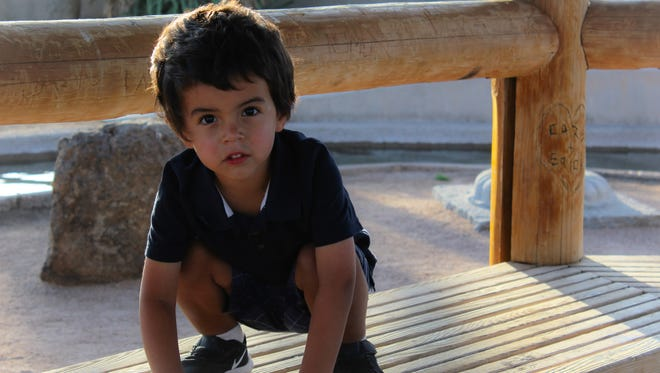 How can I used my own experiences to raise my son?