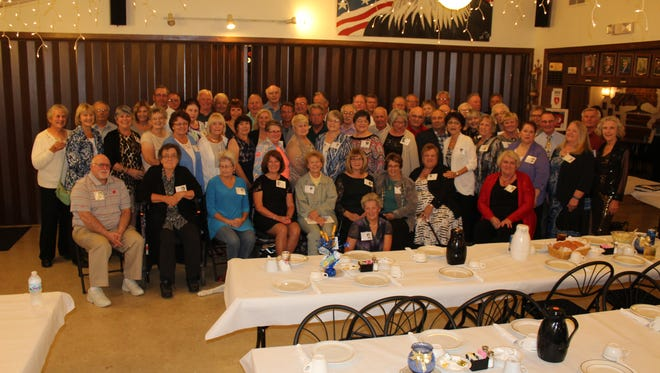 The Columbus High School Class of 1966 held its 50th reunion Sept. 15-18 at the American Legion Post 54 in Marshfield.