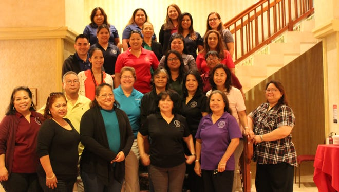 The Guam Housing and Urban Renewal Authority and the Northern Marianas Housing Corporation partnered for their employees to receive certification training on the Housing Choice Voucher Specialist Program from Aug. 21-24, at the Pacific Star Hotel.  Guest trainer is Julie O'Conner from the Quadel Consulting Training, LLC.