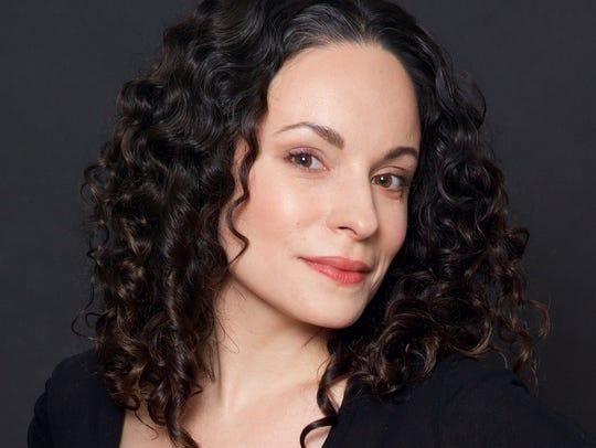 """""""Slut"""" playwright Katie Cappiello"""