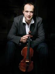 Peninsula Music Festival Orchestra Concertmaster Igor