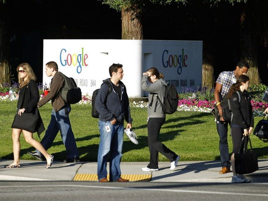 XXX GOOGLE EARNS FIN USA CA