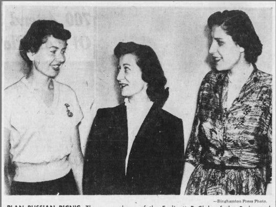 Press & Sun-Bulletin Archives: 1951