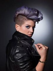 Kelly Osbourne is the Queen of the White Party.
