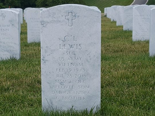 C.L. Lewis was a U.S. Army veteran and a former corrections