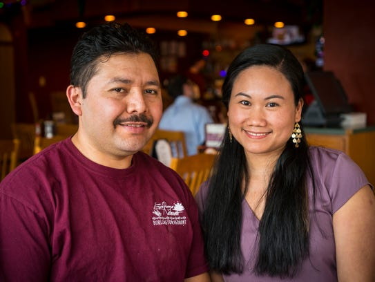 Reborn from Madera's, co-owners Gerber Rodriguez and