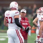 Party of 5: How Kevin Wilson's first OL recruits provided bedrock for IU's rebuild