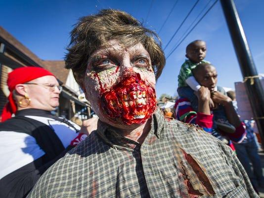 Historic Irvington Halloween Festival Street Fair