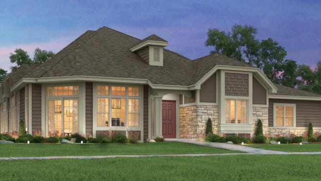 A 34-unit ranch-style condo development is being proposed for Muskego.